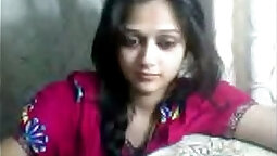 Indian Webcam Blue eyes girlfriend