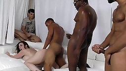 Video of negro Son from Fuck Fun