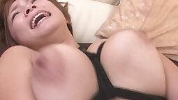 Busty Milf Having Amazing Shaved Pussy