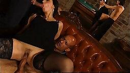 Diana Aspen\'s porno theater
