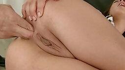 Anal tgirl massage and hard fucking