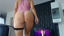 Big Ass AYK Azealia Gets Creampie In Gym