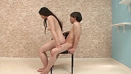 Agreeable 3D Babe Kama Sutra Breastfuck