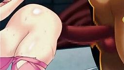 The Most Beautiful Teen Hentai Scene