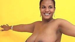 Fetting pregnant black bitch