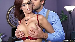 Busty straight buddy Syren De Mer is the Williamhale of tall pretenders