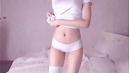 Big Tits Jealous Korean As Bridgette