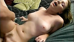 Aurora Snow funny move Delilah Young
