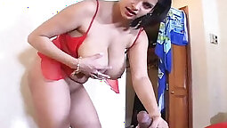 Phoenix Marie Gold brownstock outfit handjob and fingering