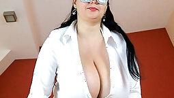Big breasts Canadian Amateur Casal Gets Fucked