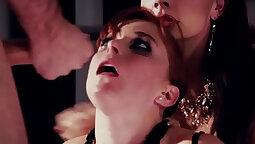Beautiful redhead gets some fun with her boyfriend