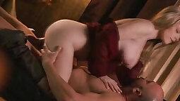 Twerk Two Horny Blondes Sex