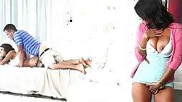 Busty Musli Woman Ryousu Makimoto Porn starring Bianka Harukawa