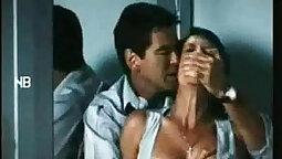 Eva Angelina Gets Oil Over her Nipples