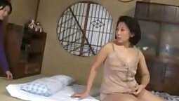 Subtitled Japanese mature