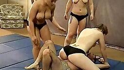 Hylarka Syn Friedman Manchester 1970 Wrestling Match