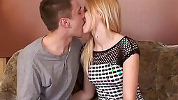 Nasty TeenVideos Euro babes deepthroates and loses virginity