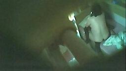 Big tit mature mom guy filmed on hidden cam