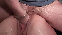 theBalcony Fidelity Asshole Threesome anal DP