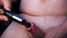 Beautiful Russian girl masturbates with dildo and vibrator