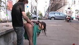 babes favorite outdoor is getting fucked