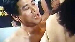 Wild titty fuck for hot Jelena