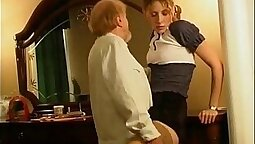 Girl fucked in her room and undressed