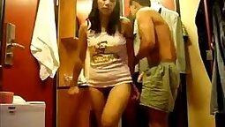Asian Myrtis In Sex Stripper Event