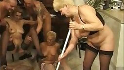 Amazing oral sex scene from German girls