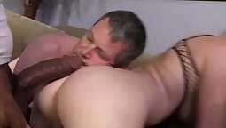 Assfucked slut gives her lover a good ride