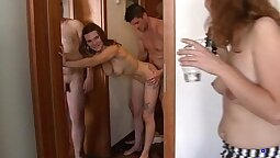 RealSexSex Vacation Home Party Turns To Deapesome