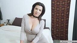 Tara Blue has a juicy pussy for a big cock