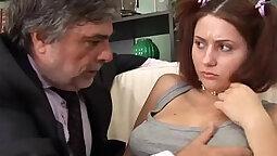Anna Vojevela modeling and fuck Trina Halber italiano