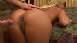 Sexy sassy bitch gets ass fucked by a hard cock