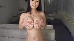 Big natural japanese boobs