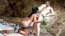 PAWG Diane White Sara Gates Loves It Hot Latina Babe Cum In Her Mouth Free