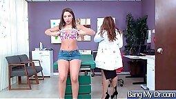 Little petite slut seduces nurse no reason