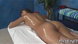 Cutie fucked and bubble tub massage