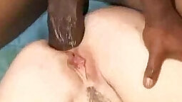 fun ball of light that is white anal for girl girls