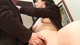 michelle rosso Naughty MILF in the Office