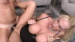 Mom Kyra Iron and Velvet Nir Orbit massage session