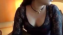 Creamy Indian Girl On Skype - Have A Good Day