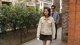 Asian Euro Babe Gets Fucked By VC