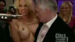 Bosomy nude blond star Lena Plougher pounded by Rocco