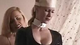 cum on bouncy hair from my slave girl