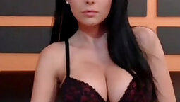 Brunette Loves Bitches and Smoking Big